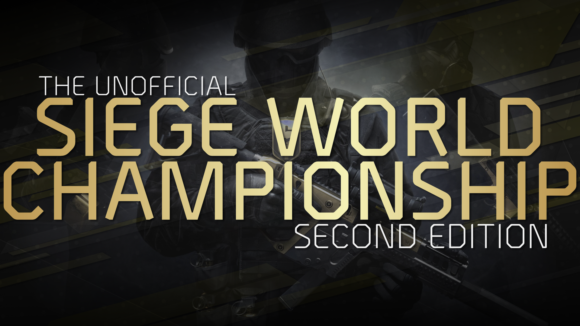 The Unofficial Siege World Championship - Second Edition