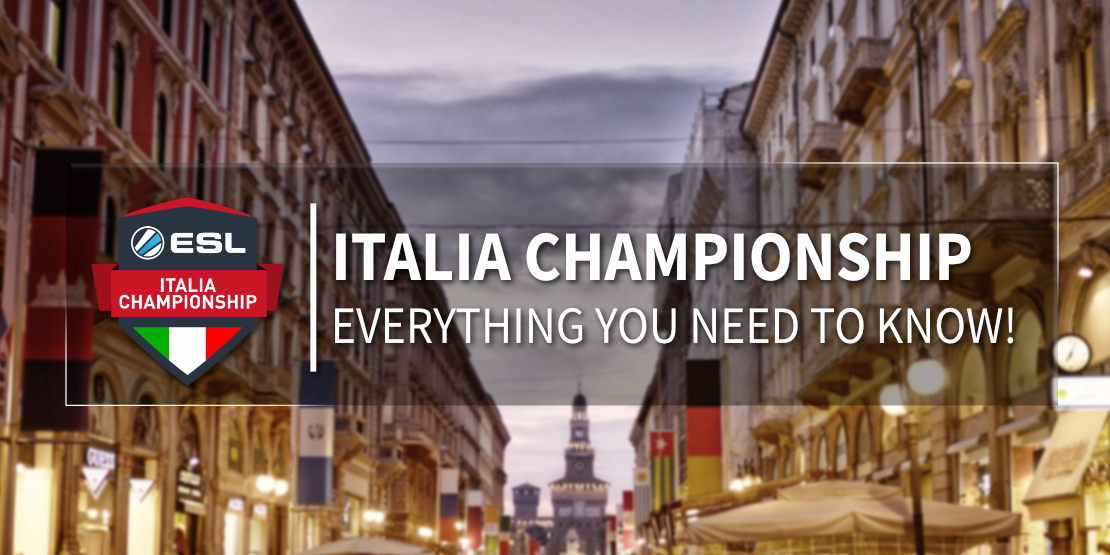 Italia Winter Championship 2018: Everything You Need To Know!