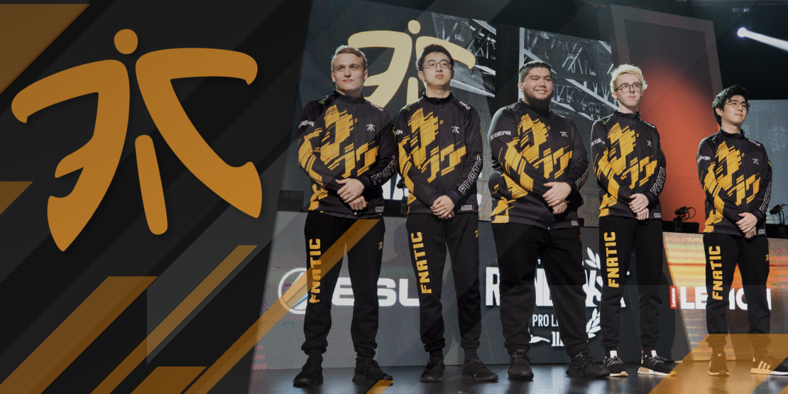 """Fnatic: """"We absolutely can repeat the performance against EG"""""""
