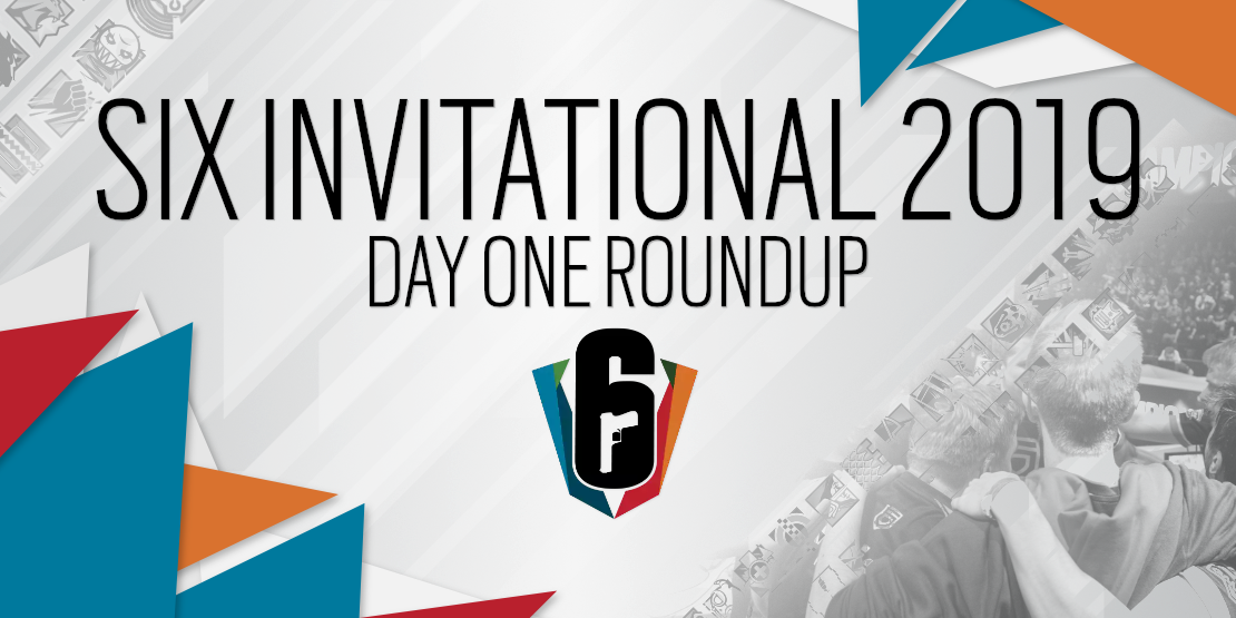 Six Invitational 2019 Day 1: APAC Revenge Part Two
