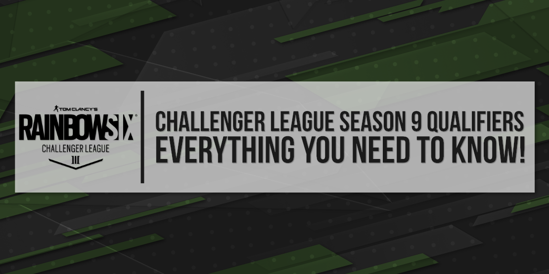 Challenger League Season 9 Qualifiers: Everything You Need To Know